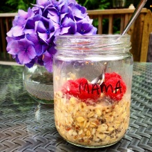 Breakfast in a Jar . . .