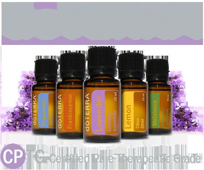 dōTERRA CPTG Essential Oils